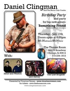 Sklut and Weston play The Throne Room - July 17th